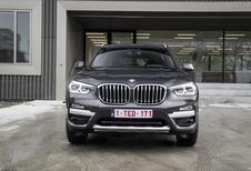 BMW X3 xDrive 20d : Retour gagnant