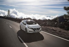 Nissan Leaf 2018 : Pionnière dans le neuf