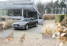 Audi A8 50 TDI : De nieuwe prestigeberline uit Ingolstadt