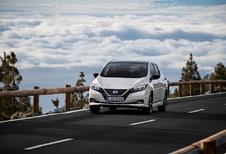 Nissan Leaf (2018)