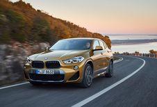 VIDÉO - BMW complète sa gamme X avec le X2