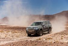 Toyota Land Cruiser 2018: Laatste der Mohikanen