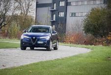 Alfa Romeo Stelvio 2.2D 180: de rationele versie