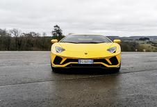 Lamborghini Aventador S : « S » comme Sport