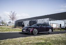 Lexus LS 500h AWD : luxe à la japonaise