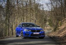 BMW M5: Superberline
