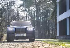 Rolls-Royce Phantom EWB : au sommet