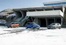 Opel Grandland X contre 2 rivales