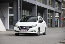 Nissan Leaf 2018 40 kWh : Doordacht verbeterd