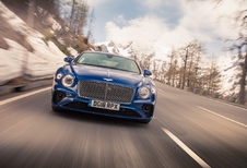 Bentley Continental GT (2018)