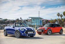 Mini Cooper S «hatch» et Cabriolet : les MINIma syndicaux