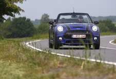 Mini Cabrio Cooper S 192 A : Nog altijd fun