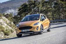 Ford Fiesta Active : Prendre de la hauteur face au SUV…
