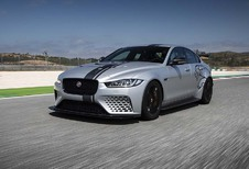 Jaguar XE SV Project 8: Wildebras
