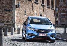 Honda Jazz 1.5 i-VTEC : Maligne