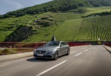 Mercedes C-Klasse 2018: Afstemmen