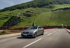 Mercedes Classe C 2018 : Au diapason