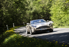 Aston Martin DB11 Volante : Cruisen in stijl