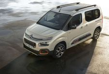 Citroën Berlingo: hippe bak