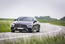 Mercedes CLS 450 : Toujours chic
