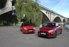 Ford Fiesta 1.0 EcoBoost 140 vs Suzuki Swift Sport