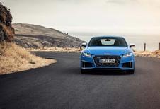 Audi TTS : Le plus beau des anniversaires