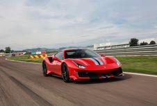 Ferrari 488 Pista: van het circuit naar de weg