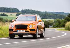 Bentley Bentayga V8 : Bijna net zo indrukwekkend