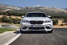 BMW M2 Competition: subtiele brutaliteit
