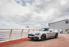 Abarth 124 Spider GT (2018)