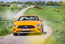 Ford Mustang GT Convertible A : Het ultieme cruiseplezier