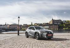 Lexus UX : Urbex flambé au saké