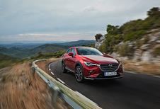 Mazda CX-3 : Refonte protocolaire