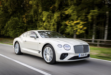 Bentley Continental GT : Retour en puissance