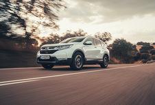 Honda CR-V Hybrid: Multimodaal