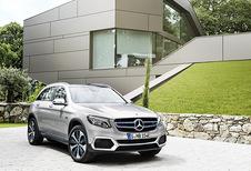Mercedes GLC F-Cell : L'hydrogène Plug-In