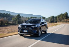 Toyota RAV4 Hybrid AWD-i (2019)