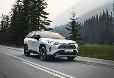 Toyota RAV4 2019: Operatie verleiding