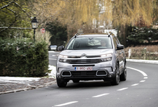 Citroën C5 Aircross 1.6 PureTech : Independence day