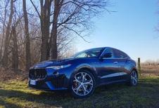 Maserati Levante S (2019)