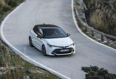 Toyota Corolla 1.8 l Hybrid : opération séduction