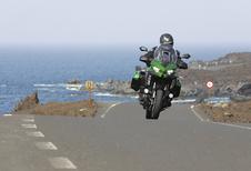 Kawasaki Versys 1000 : Repositionnement identitaire #1