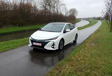 Toyota Prius Plugin : l'électrique à la carte