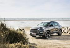 Hyundai Tucson 2.0 CRDi 48V A : Alle beetjes helpen