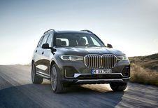 BMW X7 : Une Série 7 haute sur pattes