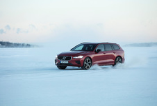 Volvo V60 T8 Twin Engine (2019)