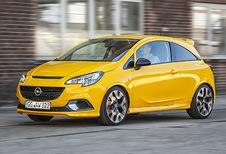 Opel Corsa GSi: De blitz maken