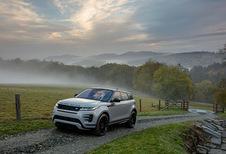 Range Rover Evoque : Le luxe sur 4,37 m !