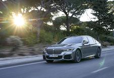 BMW Série 7 : Luxe à plein nez