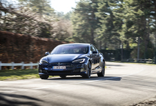 Tesla Model S Performance : Almaar beter